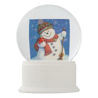 Natal Snowglobe/boneco de neve