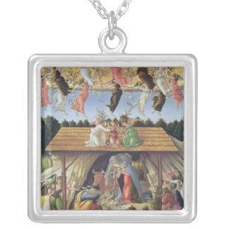 Natividade místico, 1500 pingentes
