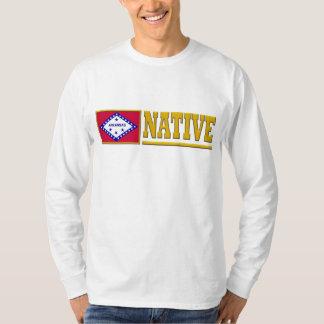 Nativo de Arkansas Tshirt