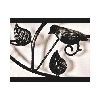 Natureza do ferro impressão em canvas