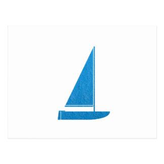 navinJOSHI da ARTE NVN41 do barco de vela dos Cartão Postal