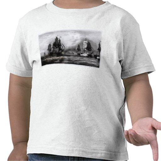 "Navio da ""guarda florestal"" de John Paul Jones, 17 Tshirts"