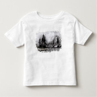 "Navio da ""guarda florestal"" de John Paul Jones, Tshirts"