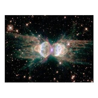 Nebulosa da formiga cartões postais