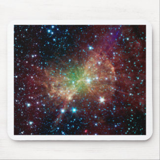 Nebulosa do Dumbbell Mouse Pad