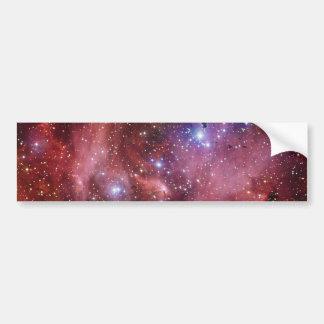 Nebulosa Running do CEN do Lambda da nebulosa da g Adesivo