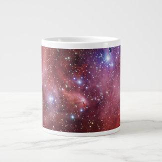 Nebulosa Running do CEN do Lambda da nebulosa da g Caneca De Café Muito Grande