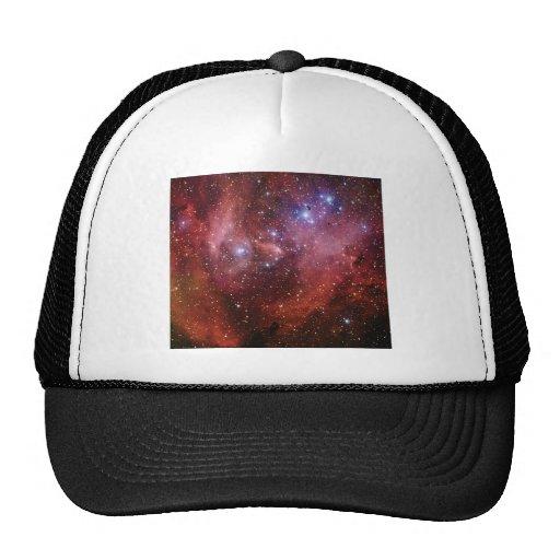Nebulosa Running do CEN do Lambda da nebulosa da g Bonés