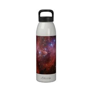 Nebulosa Running do CEN do Lambda da nebulosa da g Garrafa De Água Esportiva