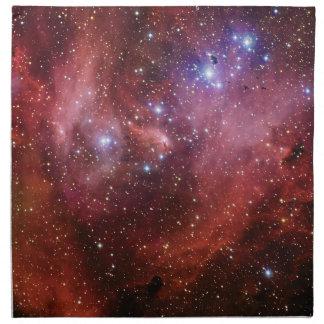Nebulosa Running do CEN do Lambda da nebulosa da g Guardanapo