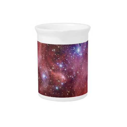 Nebulosa Running do CEN do Lambda da nebulosa da g Jarros Para Bebidas