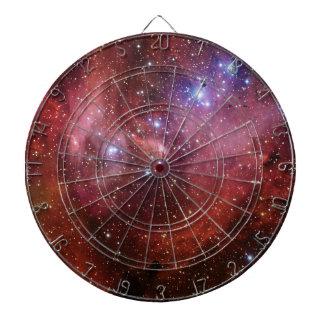 Nebulosa Running do CEN do Lambda da nebulosa da g Jogo De Dardos