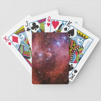 Nebulosa Running do CEN do Lambda da nebulosa da g Baralhos