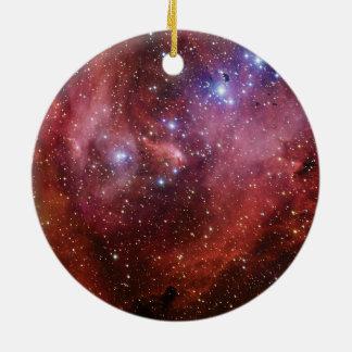 Nebulosa Running do CEN do Lambda da nebulosa da g Ornamentos