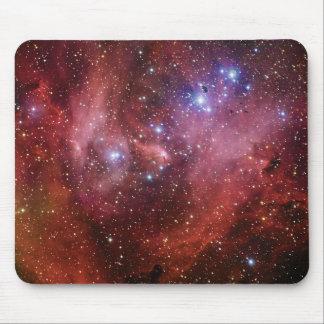Nebulosa Running do CEN do Lambda da nebulosa da g Mousepad