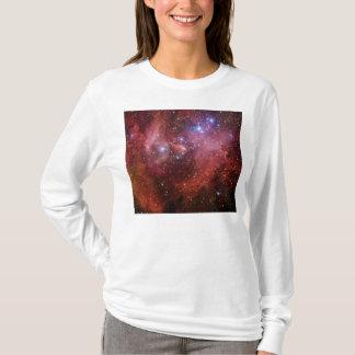 Nebulosa Running do CEN do Lambda da nebulosa da Tshirts