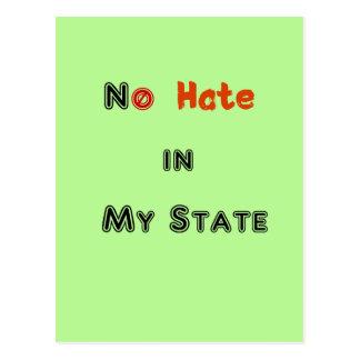 Nenhum cartão do ódio LGBT dos trunfos do amor do