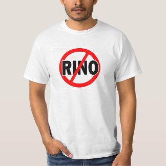 NENHUM RINO - T-SHIRT