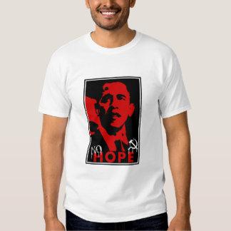 Nenhuma esperança tshirts
