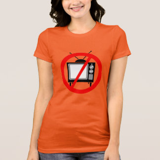 NENHUMA tevê - Camiseta