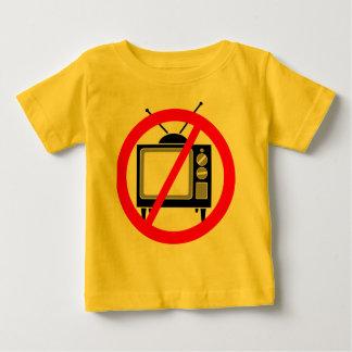 NENHUMA tevê - Camisetas