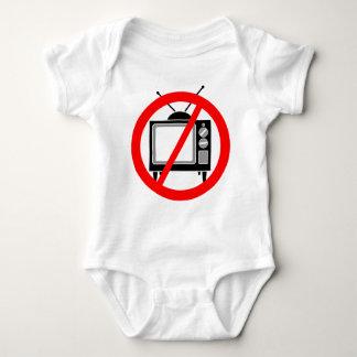 NENHUMA tevê - T-shirts