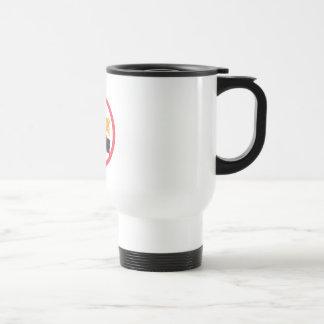 Nenhumas canecas e mais de café do trunfo