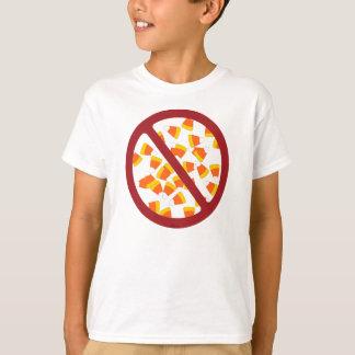 Nenhuns miúdos do milho de doces camisetas