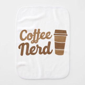 nerd do café pano de boca