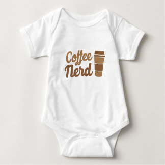 nerd do café t-shirt