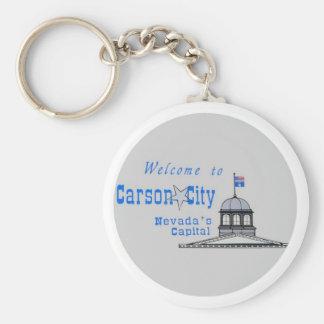 NEVADA Carson City Chaveiro