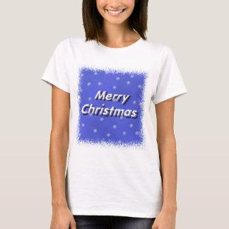 Neve do Feliz Natal Tshirts