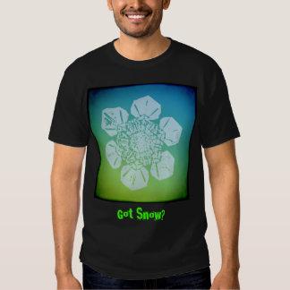 Neve obtida? 1 Tshirt