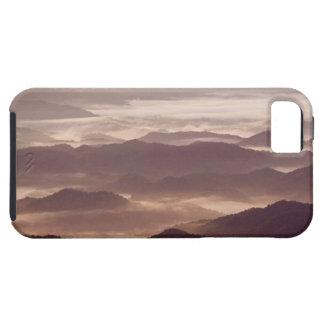 Névoa da manhã no Appalachian do sul iPhone 5 Capas