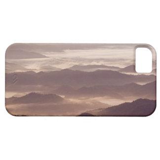 Névoa da manhã no Appalachian do sul Capa Barely There Para iPhone 5