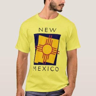 New mexico Zia/Tshirt do estado Camisetas