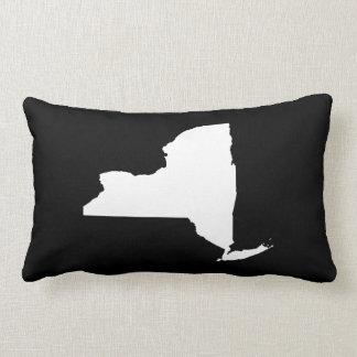 New York no branco e no preto Travesseiros De Decoração