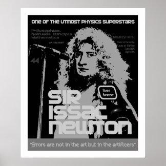 Newton Pôsteres