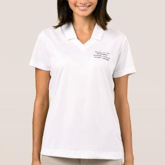 """Nike das mulheres """"contorne que camisa na cozinha"""""""