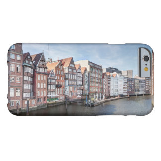 Nikolaifleet, Hamburgo, Alemanha Capa Barely There Para iPhone 6
