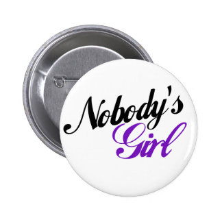 Ninguém menina pins