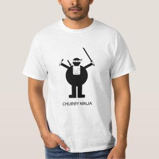 ninja carnudo camisetas