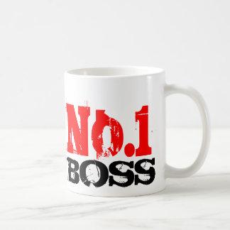 No. 1 das canecas de café   do chefe do mundo o me
