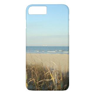 No. 3 da cena da praia do primavera capa iPhone 8 plus/7 plus