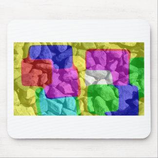 No espaço de cor mouse pads