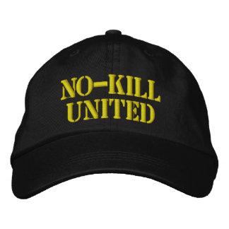NO-KILL UNIDO: HAT-CAN BONÉ BORDADO