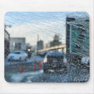 No lavagem de carros mousepads