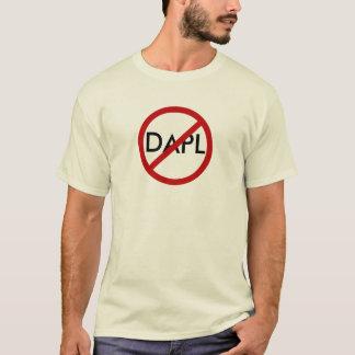 #NoDAPL Camiseta