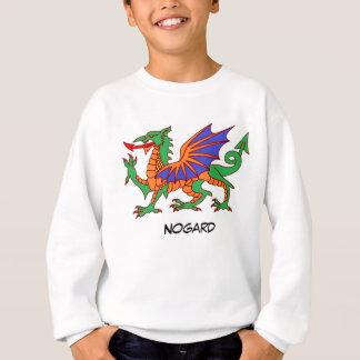 Nogard o dragão t-shirt