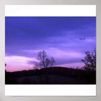 Noite morna de Tennessee Poster